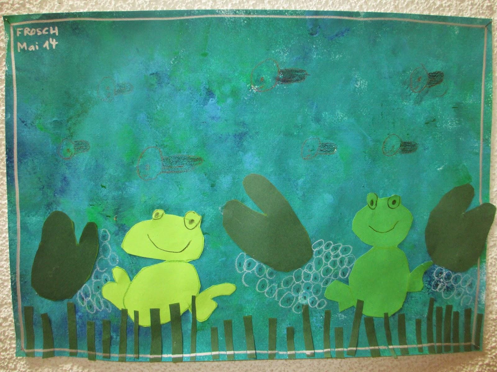Bilder aus dem Kindergarten
