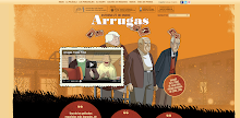 Web oficial de ARRUGAS