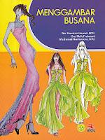 toko buku rahma: buku MENGGAMBAR BUSANA, pengarang uswatun hasanan, penerbit rosda