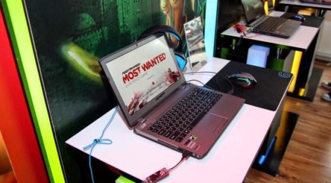 Xenom Siren Sr14i, Notebook Untuk Penggemar Game Buatan Indonesia