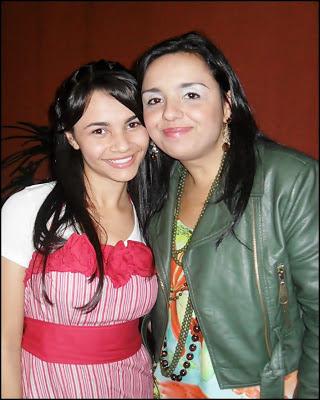 Franciele Miranda e Lislane
