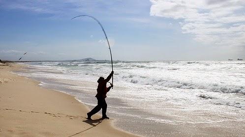 Mancing Pasiran Atau Surfcasting Yogyakarta