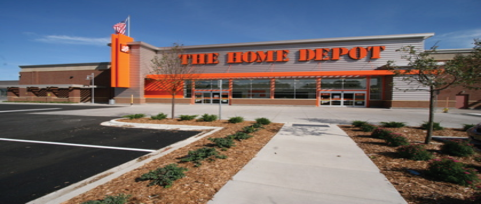 Home Depot Store Images