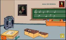 AULA DE MÚSICA DEL COLEGIO JACARANDÁ SEVILLA