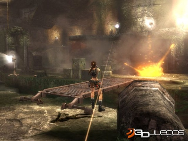 Lara Croft Tomb Raider Legend PC Full Descargar Español ISO DVD9