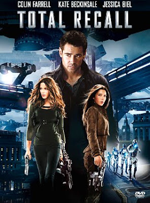Filme Poster O Vingador do Futuro 2012 DVDRip XviD & RMVB Legendado