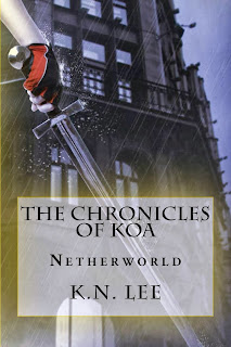 http://www.amazon.com/Chronicles-Koa-Netherworld-K-N-Lee-ebook/dp/B00CR0T5KW/ref=tmm_kin_swatch_0?_encoding=UTF8&sr=1-1&qid=1387846589