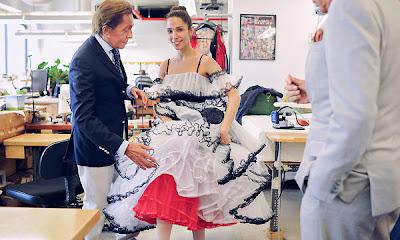 Valentino y el mundo de la moda