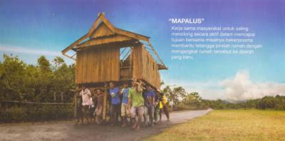Mapalus Semangat Gotong Royong di Minahasa