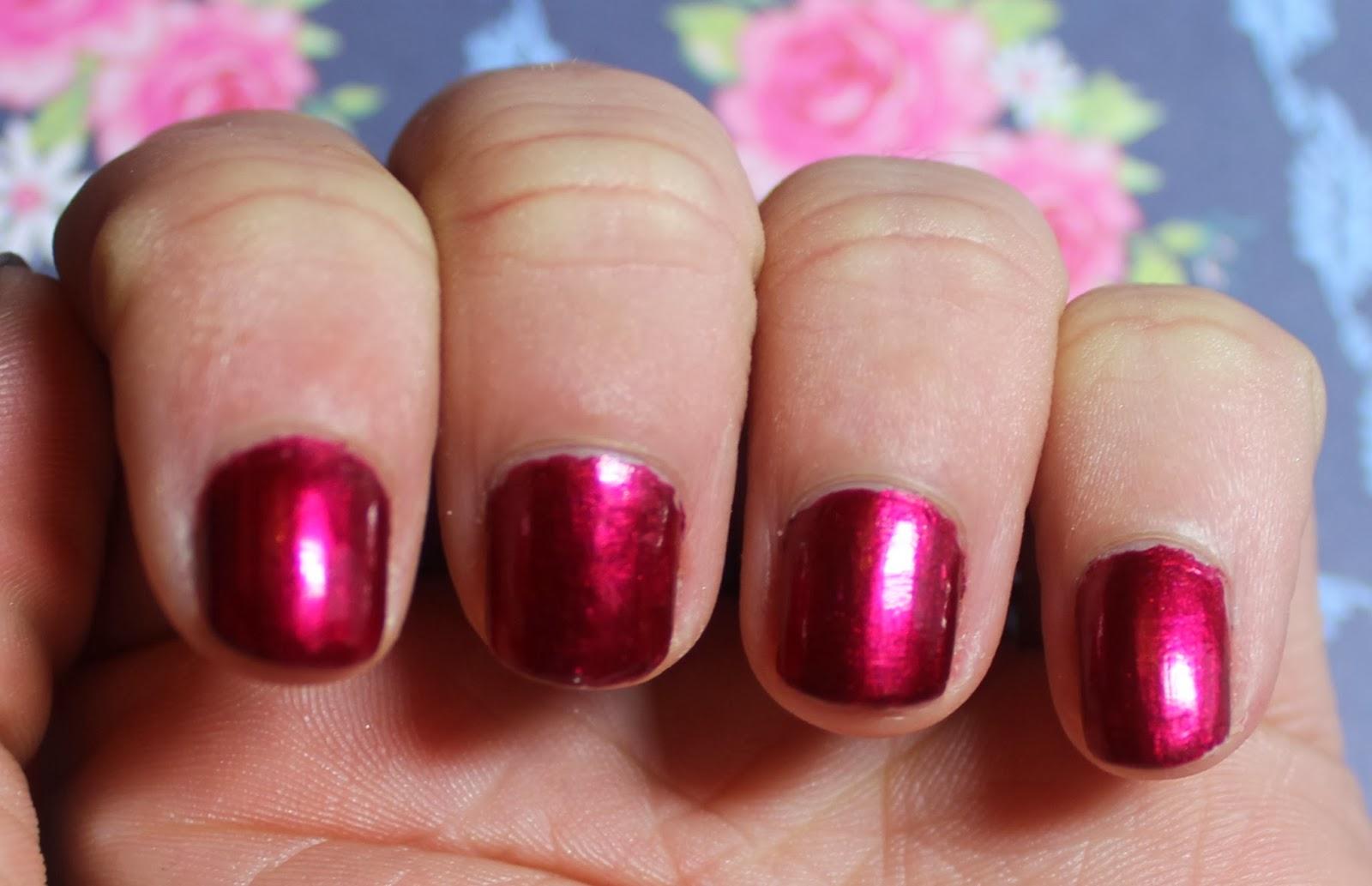 sunday nails
