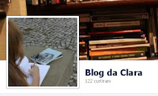 Visite a Página do Blog da Clara no Facebook