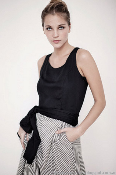 Paula Cahen D'Anvers 2013 moda ropa de mujer.