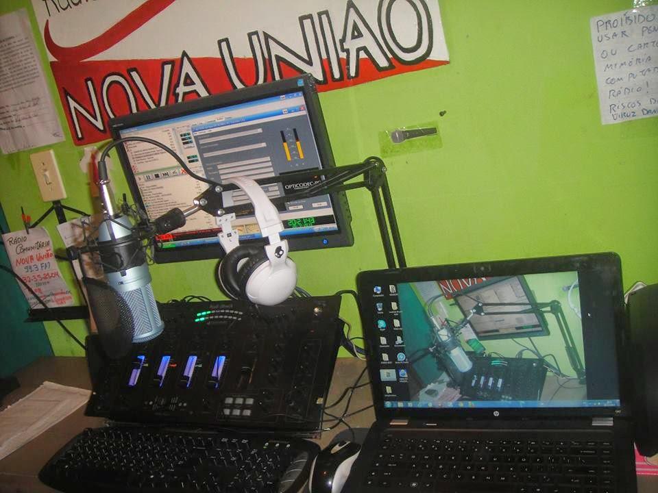 RÁDIO NOVA UNIÃO FM