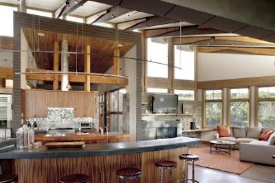 Contoh Desain Dapur Minimalis Klasik