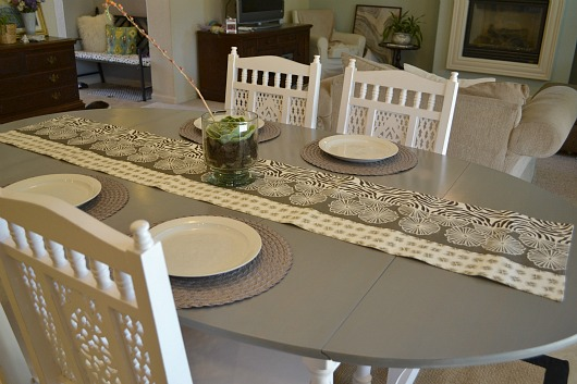 Sweetie Pie Style Dining Table Before After How to Refinish A