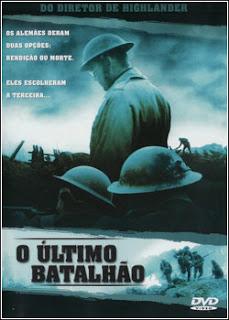 Download - O Último Batalhão DVDRip - AVI - Dublado