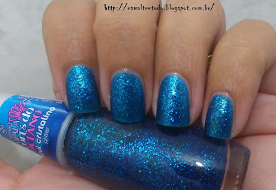azul cristalino