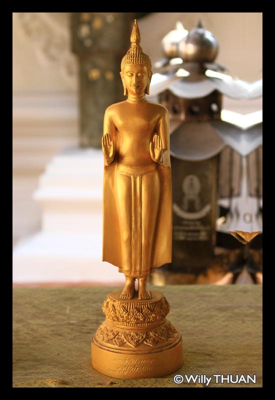Les Sept Postures Du Bouddha