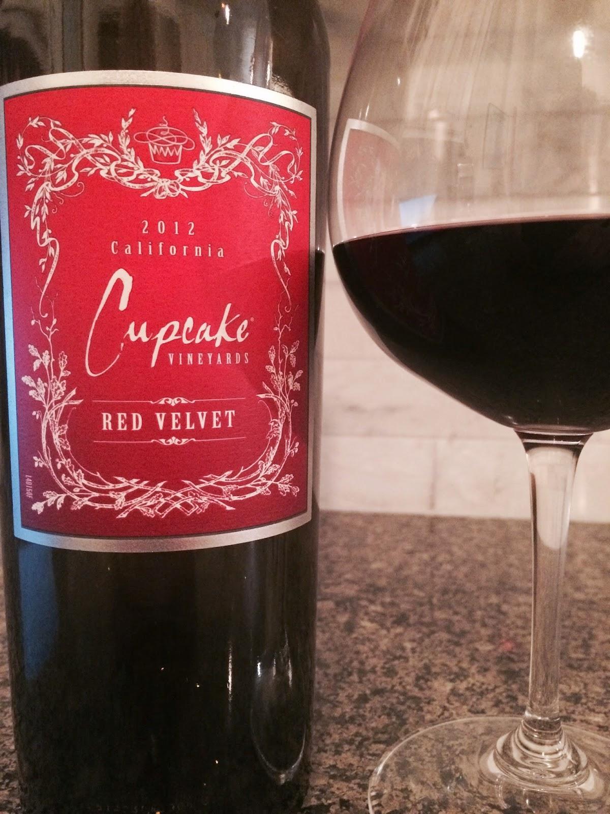 Cake Red Velvet Wine : Life in Reviews: December 2014