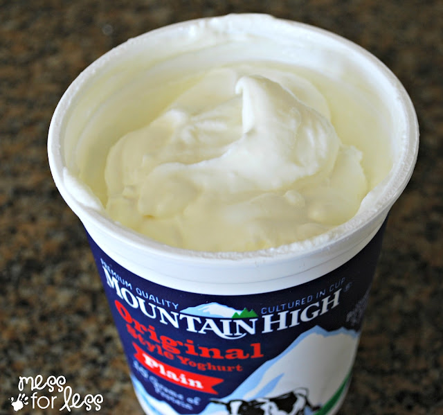 #MountainHighYoghurt #sponsored