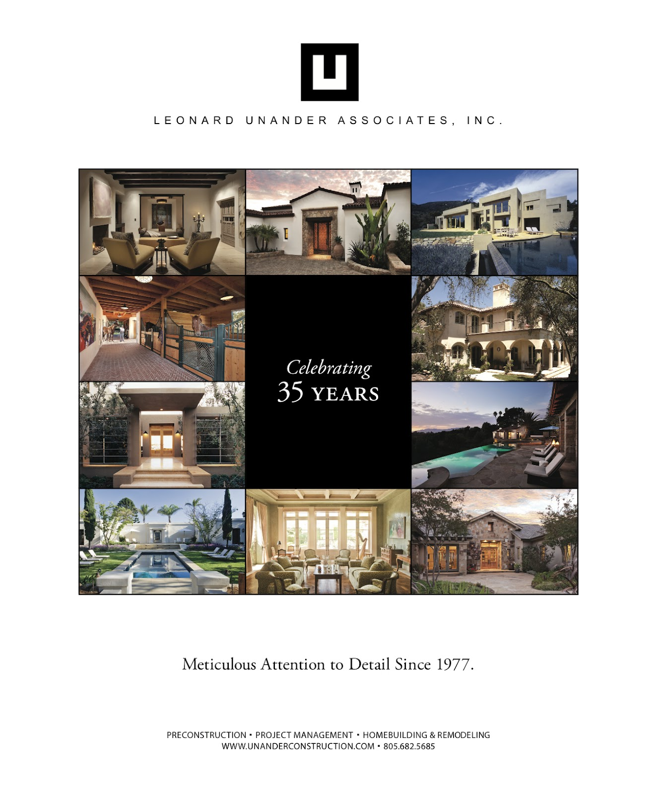 Lua march 2012 for Home builder magazines
