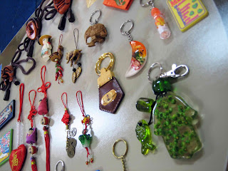 Key Chains from Asia countries