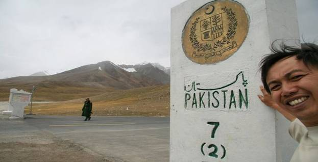 Pakistan China Border