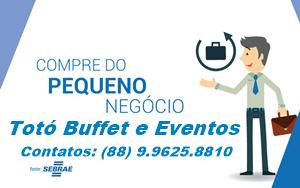 Totó Buffet e Eventos