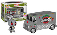 Funko Pop! X-Force Deadpool's Chimichamga Truck