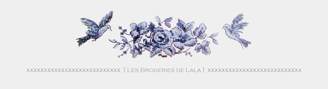 LES BRODERIES DE LALA