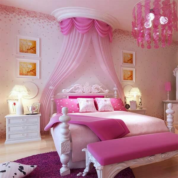 21 preciosas habitaciones para ni 241 as de color rosa decorar tu habitaci 243 n