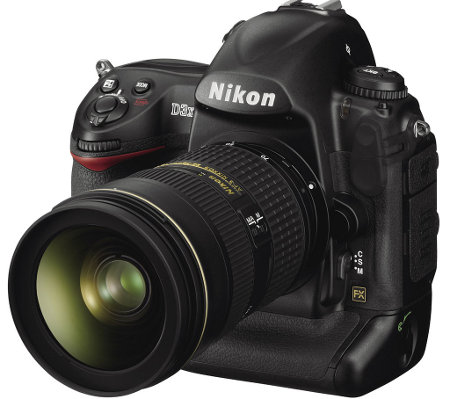 Nikon D3x DSLR Camera Price, Features, and Other Details