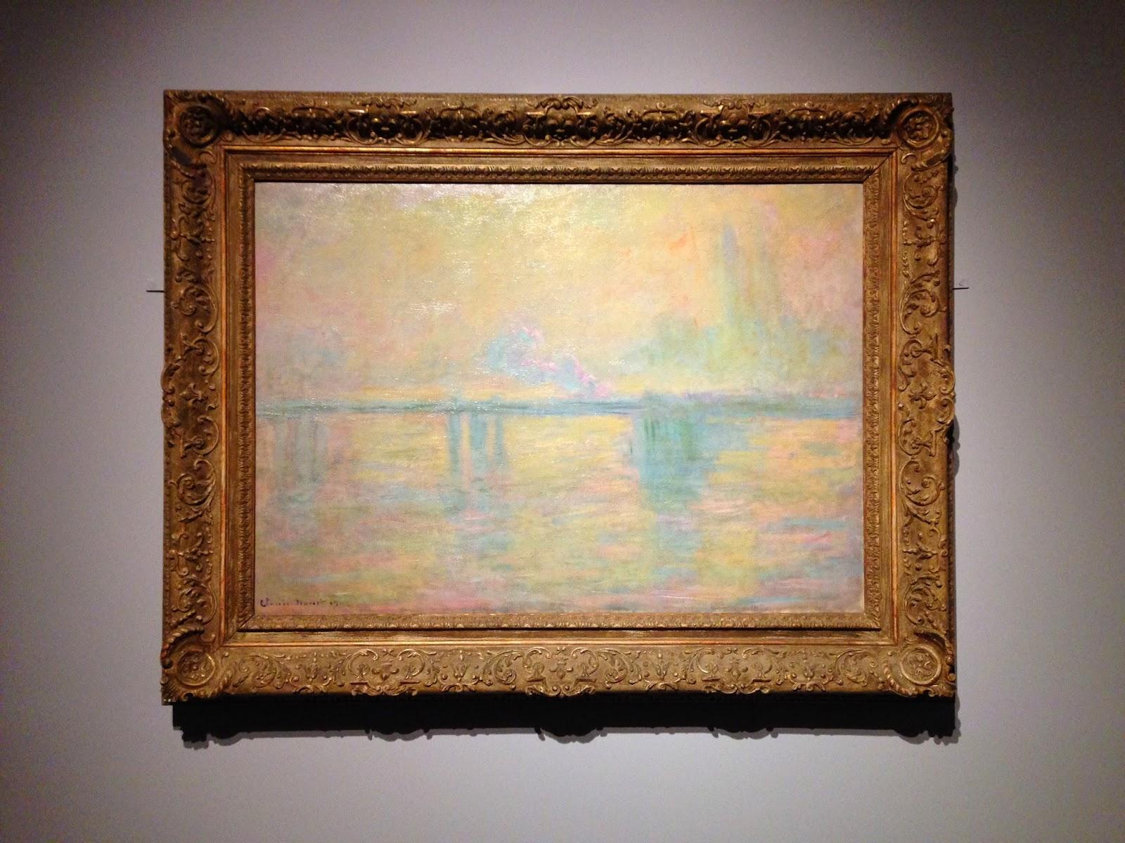Museum of London Sherlock Holmes Monet