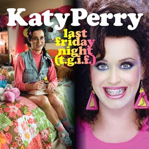 Katy Perry - Last Friday Night (T.G.I.F.) artwork