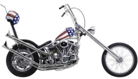 Chopper Capitán América