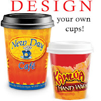 Full Color Printed Hot Cups