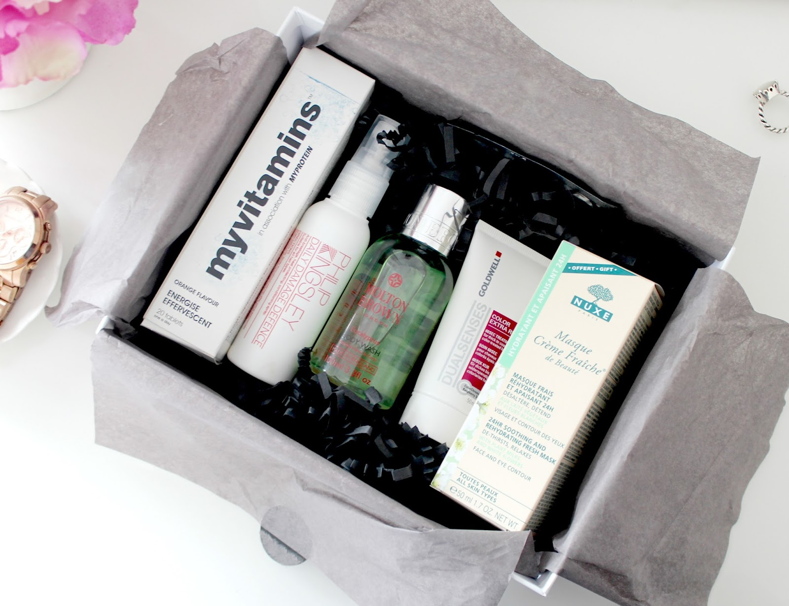 Look Fantastic Beauty Box, Look Fantastic January Beauty Box Review, Look Fantastic Beauty Box Review