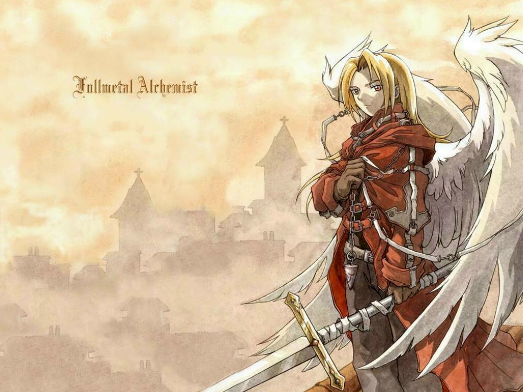 Full Metal Alchemist Brotherhood