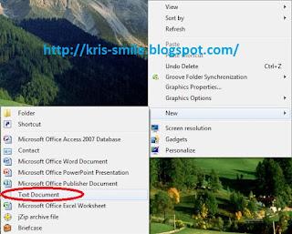 OM Kris - 3 Cara buat shortcut link web dengan mudah & Cepat4