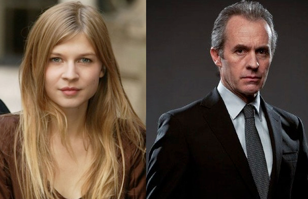Le Tunnel / The Tunnel - Clémence Poésy and Stephen Dillane to star