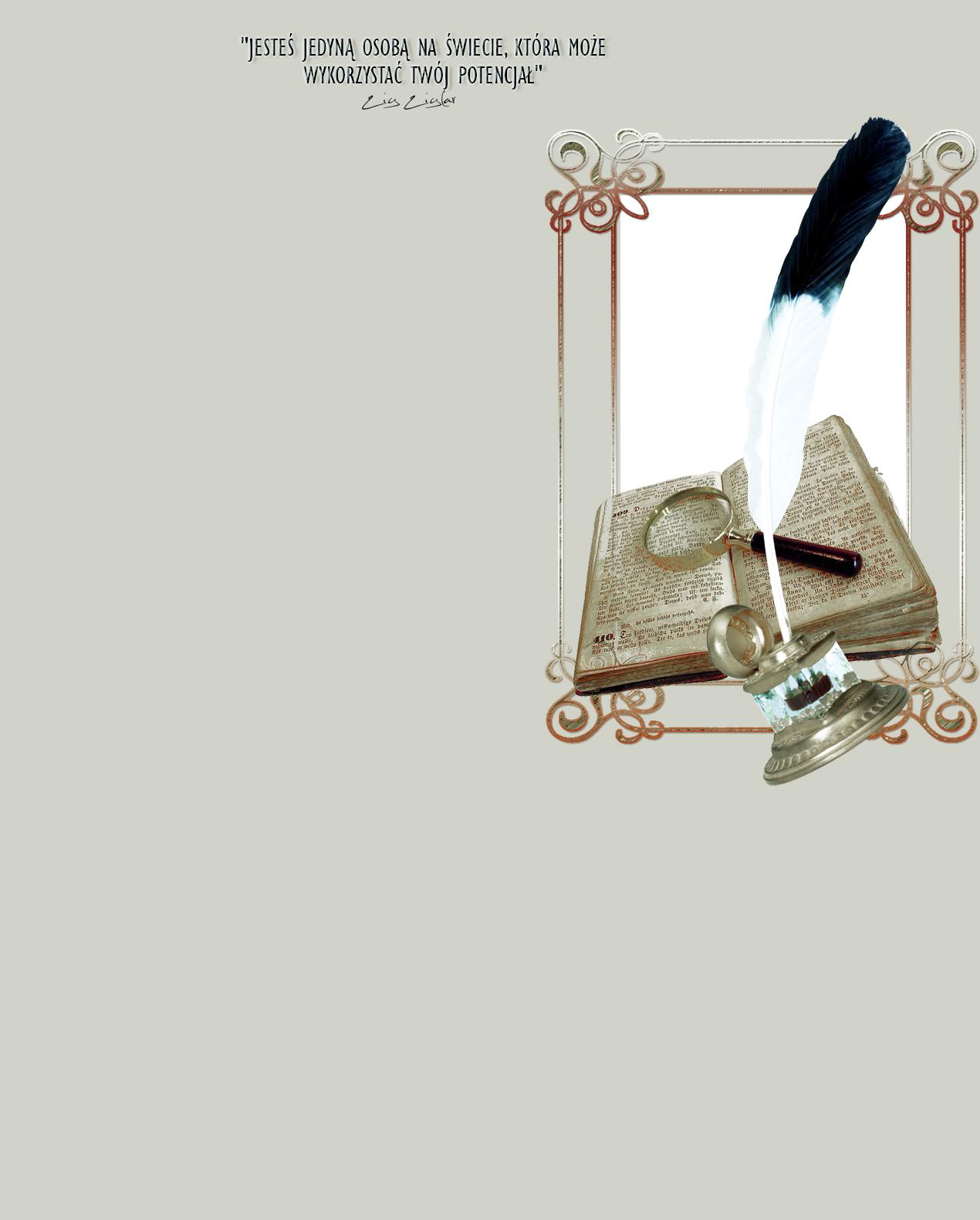 Wzór spod pióra - Opowiadania twórcze