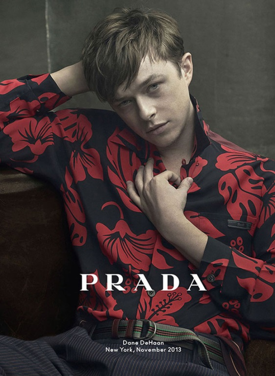 prada men spring summer 2014 ad campaign