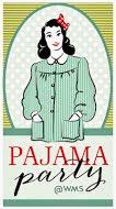 WMS Pyjama Party