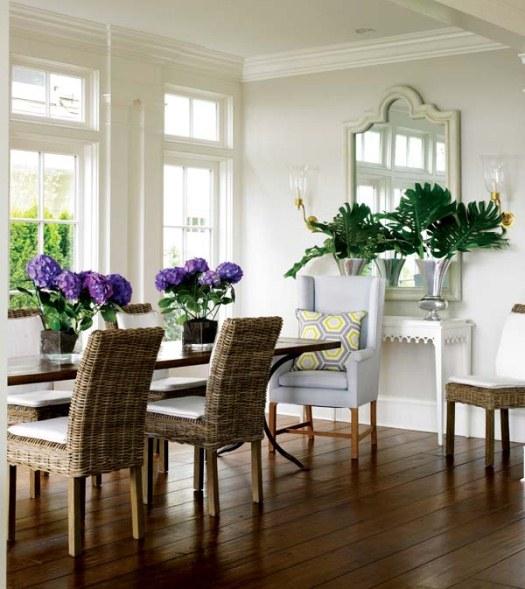 New Home Interior Design: New Home Interior Design: Shingle Style