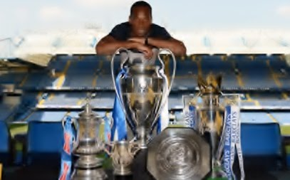 Chelsea F C  Drogba