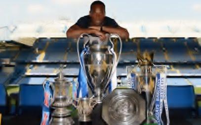 Chelsea F C  Drogba
