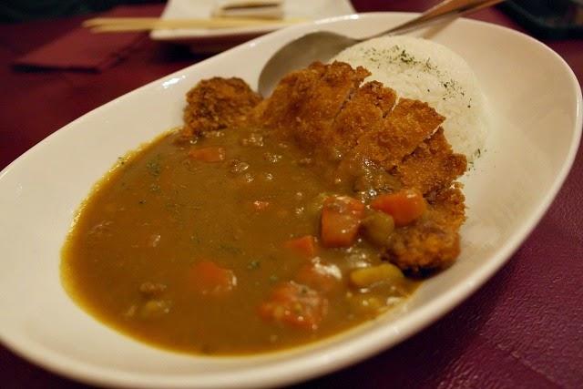 Curry japones en madrid