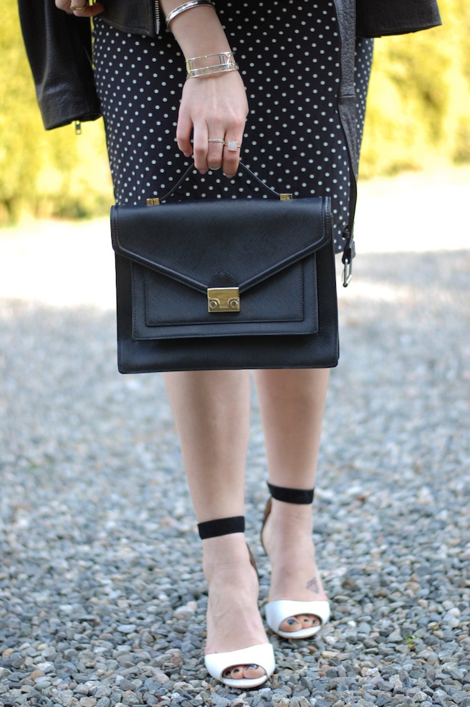 Loeffler Randall Rider bag Vancouver fashion blogger