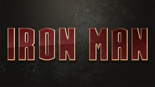 Texto tipo IRON MAN en Photoshop