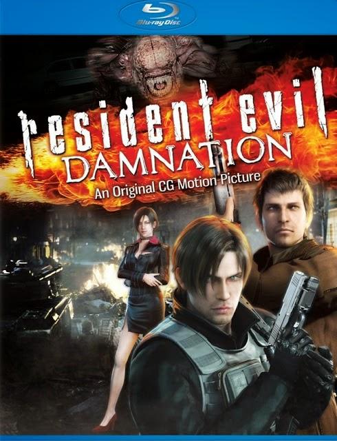 ดูการ์ตูน Resident Evil : Damnation (2012) ผีชีวะ สงครามดับพันธุ์ไวรัส